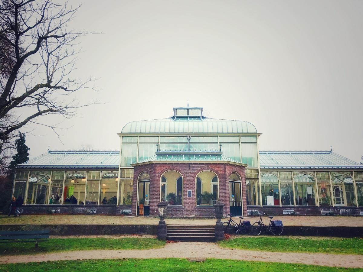 De Wintertuin Experience inBaarn