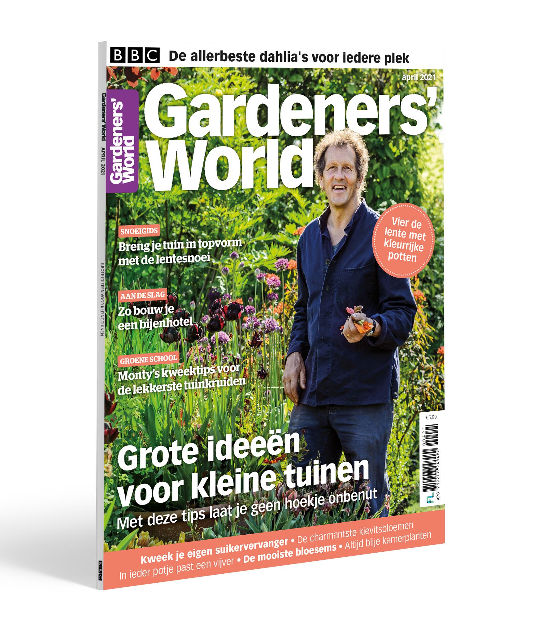 Gardeners' World magazi