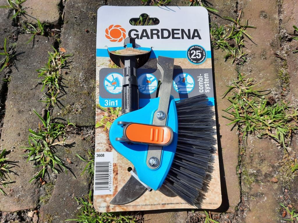 GARDENA 3-in-1 voegenreiniger review