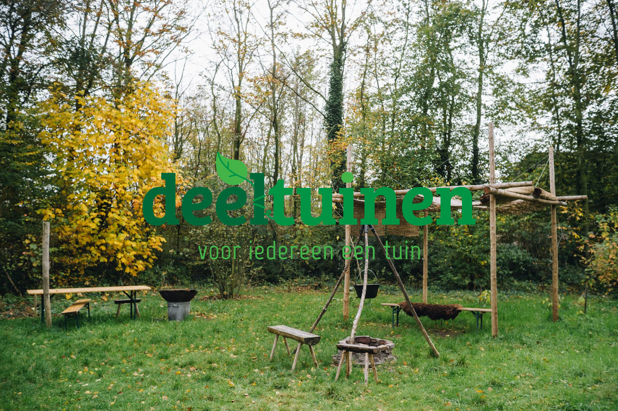 deeltuinen.nl, deel je tuin